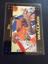 Gerald Wallace 2007-08 Topps 1st Edition GOLD 81/119 Rare