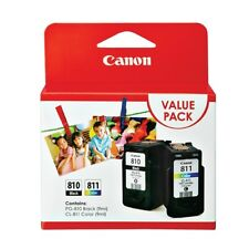 Canon PG-810 / CL-811 Value Pack Ink Cartridges