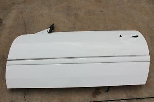 OEM Mercedes W215 CL500 00-06 Front LEFT Driver Door SHELL WHITE