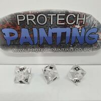 Star Wars Legion - Promo Dice Set - 3x White Attack Dice (Clear)
