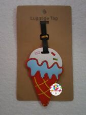Party : Ice Cream Travel Luggage Bag Tag Party Giveaways