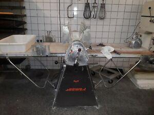 SEEWER RONDO Ausrollmaschine hochklappbar edelstahl