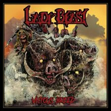 LADY Beast-Vicious Breed (NEW * us METAL * Female vocals * Slough Feg * ARGUS * Maiden)