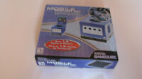 Intec Rechargeable Battery Pak for Nintendo  Gamecube Indigo Blue - NEW SEALED