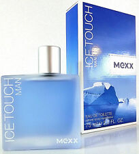 040ff6f964db Mexx Ice Touch Edt Eau de Toilette Spray for Men 75ml 2.5fl.oz (
