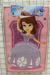 Disney Sofia The Princess Carpet Rug 50x80cm 100% Nylon New