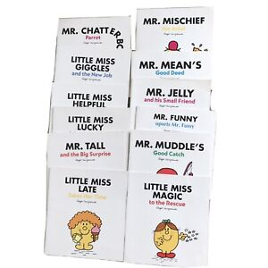 Mr Men Books Bundle