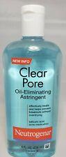 Neutrogena Clear Pore Oil-Eliminating Astringent 8 oz