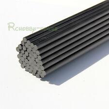 1PC 6 mm x 500mm Length Carbon Fiber Rods Matte Pole