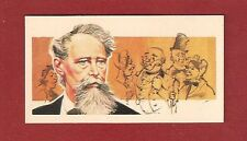 CHARLES DICKENS Pickwick Papers David Copperfield  1969 original card