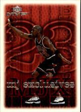 Michael Jordan #191 Upper Deck 1999/00 NBA Basketball Card