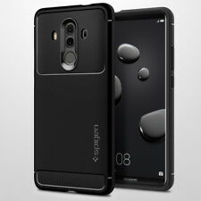 Spigen Huawei Mate10 Pro Silicone Bumper Case Cover Armor Shockproof Soft