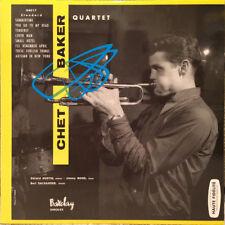 Chet Baker Quartet  - Self Titled 180G LP RE NEW FRENCH IMPORT / SAM RECORDS