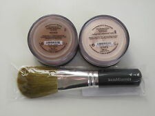 Bare Escentuals bare Minerals Warmth Face Color + Original Mineral Veil + Brush