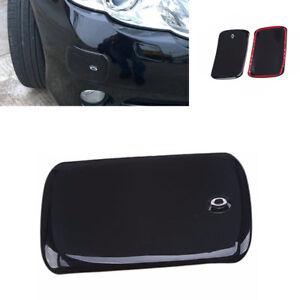 Pair Rubber SUV Car Front Rear Bumper Corner Guard Protector Scratch Resistant