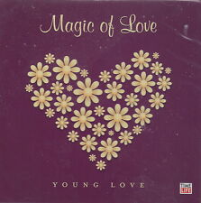 Magic of Love: Young Love by Various Artists (2 CDs Time Life) 30 Nostalgic Hits