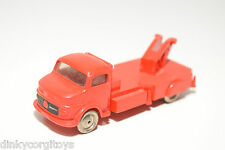 LEGO MERCEDES BENZ TRUCK FIRE RED GOOD CONDITION