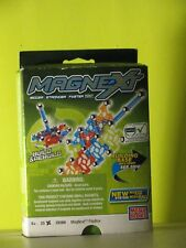 Mega Bloks Magnext 25 Pcs with Base Construction 29366 -New