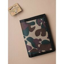 NEW Light camouflage material mens wallet 12x9cm boys accessories coin card