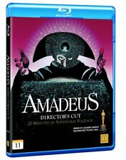 Amadeus (1984) Director's Cut Blu-Ray Brand New Free Ship