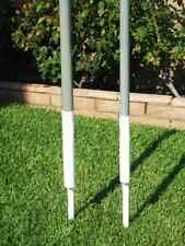 """GROUND MOUNT-28"" w/ 2.35"" diameter fits 28' FT flag pole or 2.125"" base antenna"