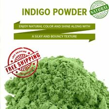 NATURAL INDIGO POWDER 100% ORGANIC AND NATURAL WAY OF COLORING HAIR