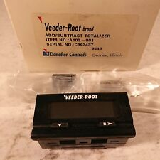 Veeder Root Add/Subtract Totalizer A103-001