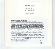 (GP731) The Walkmen, The Blue Route - 2008 DJ CD