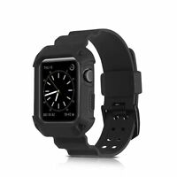 For Apple Watch Series 2 Protective Case Cover Sports Shockproof Band (38/42mm)