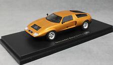 Best of Show BOS Mercedes-Benz C111 C111-1 in Orange Metallic 1969 43195 1/43NEW