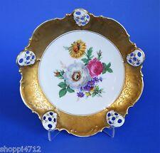 R&C Rosenthal - Moliere Bavaria - Prunk-Zierschale - Alt Brabant GOLD ca.20 cm