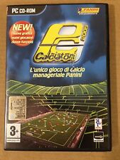 PC CALCIATORI 2005 PANINI WaywardXS PC CD ROM ITALIANO
