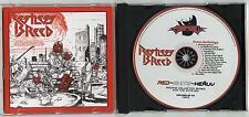 Restless Breed - ´´ demo Anthology ´´ - RARE US power metal CD 2012