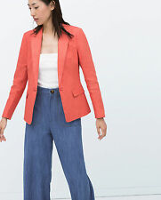 Zara Linen Plus Size Coats & Jackets for Women