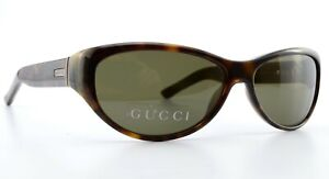 Gucci Sunglasses Gg 2503S 5U2 55-13 130 Tortoise Shell Brown Small Sun Italy