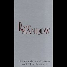 Barry Manilow - The Complete Collection: And Then Some 4 CD + DVD & Book Set