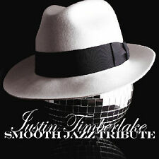 Justin Timberlake Smooth Jazz Tribute 2007 by TIM Ex-library - Disc Only No Case