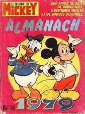 Almanach du Journal De Mickey  N° 1979