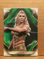 F906 CHARLOTTE FLAIR 25/50 2019 Topps Undisputed wrestling FREE S/H