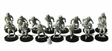 Rugby Team - 28mm
