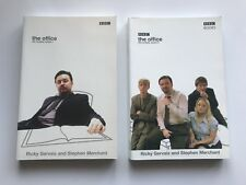The Office Series 1 And 2 Script Books BBC