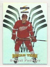 1996-97 Score Hockey Dream Team - #11 - Sergei Fedorov - Detroit Red Wings