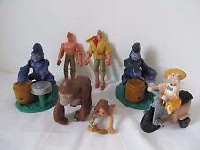 Disney Tarzan Toys Mcdonalds 90s