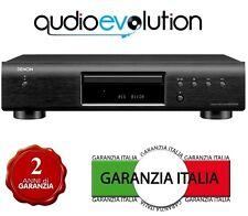 DENON DCD 520AE NERO LETTORE CD 32BIT SIGILLATO 2 ANNI DI GARANZIA ITALIA