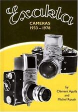 EXAKTA CAMERAS 1933-1978, AGUILA, NEW HOVE FOTO BOOK, 1987 FIRST EDITION Sale