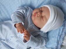 REBORN BABY BOY DOLL - Custom Order By Angel Art Reborn Nursery
