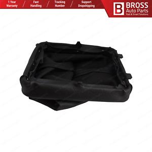 Bross BSP667 Gear Shift Stick Black Boot Gaiter 7588.PC For Peugeot 206 206+