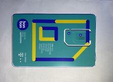 1.Bon Bon Croatian Sim Card. Pay As You Go (EE /Tmobile)