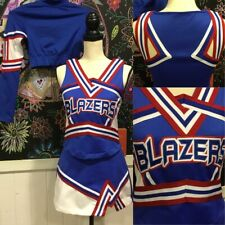 3pc Real Cheerleading Uniform Youth M