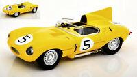 Model Car Scale 1:18 Cmr Jaguar Type D N.5 Lm diecast vehicles road